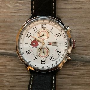 Tommy Hilfiger Tachymeter Men's Watch